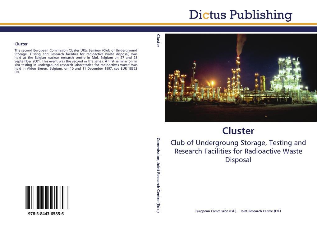 Cluster als Buch von