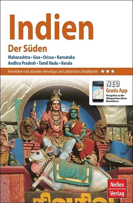 Nelles Guide Indien - Der Süden als Buch von