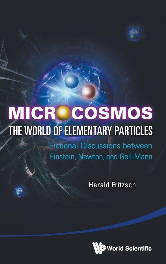 MICROCOSMOS als Buch von Harald Fritzsch