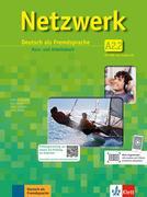 Netzwerk / Kurs- und Arbeitsbuch A2, Teilband 2 mit 2 Audio-CDs und DVD