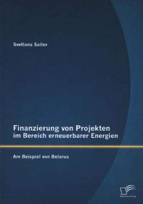Finanzierung von Projekten im Bereich erneuerba...