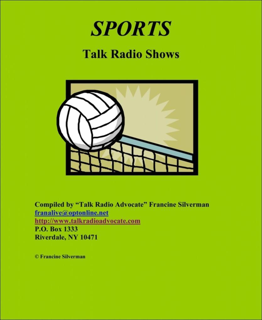 Sports Ebook of Talk Radio Shows als eBook Down...