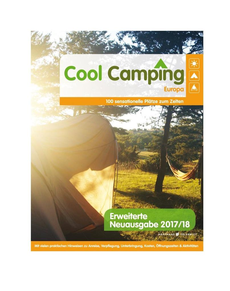 Cool Camping Europa als Buch