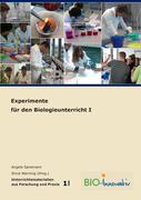 Experimente für den Biologieunterricht