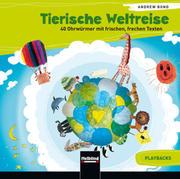 Tierische Weltreise, Playback-CD