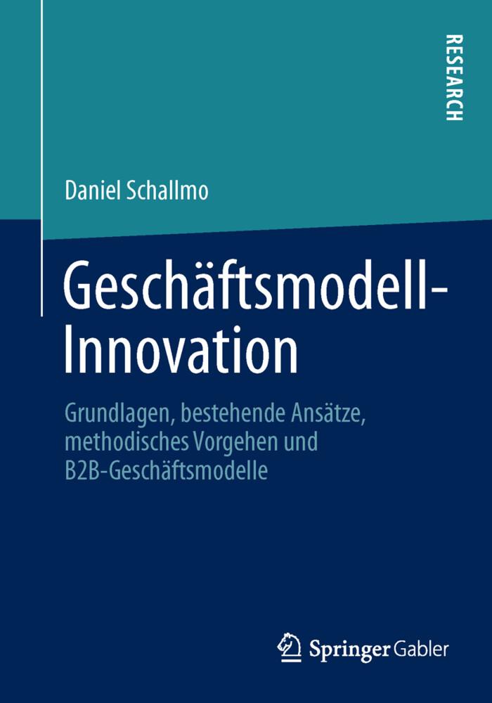 Geschäftsmodell-Innovation als Buch von Daniel ...