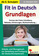 Fit in Deutsch - Grundlagen