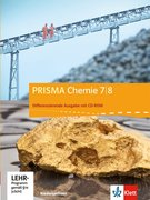Prisma Chemie. Ausgabe für Niedersachsen - Differenzierende Ausgabe. Schülerbuch mit CD-ROM 7./8. Schuljahr