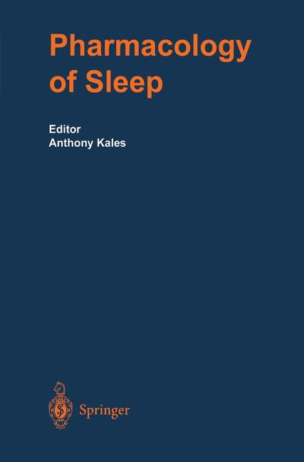 The Pharmacology of Sleep als Buch von J. Adrie...