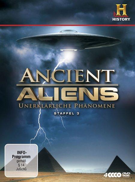 Ancient Aliens - Unerklärliche Phänomene (Staff...