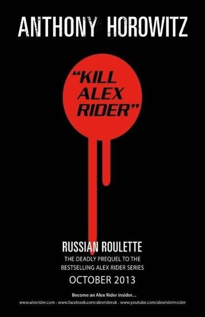 Russian Roulette als Buch von Anthony Horowitz