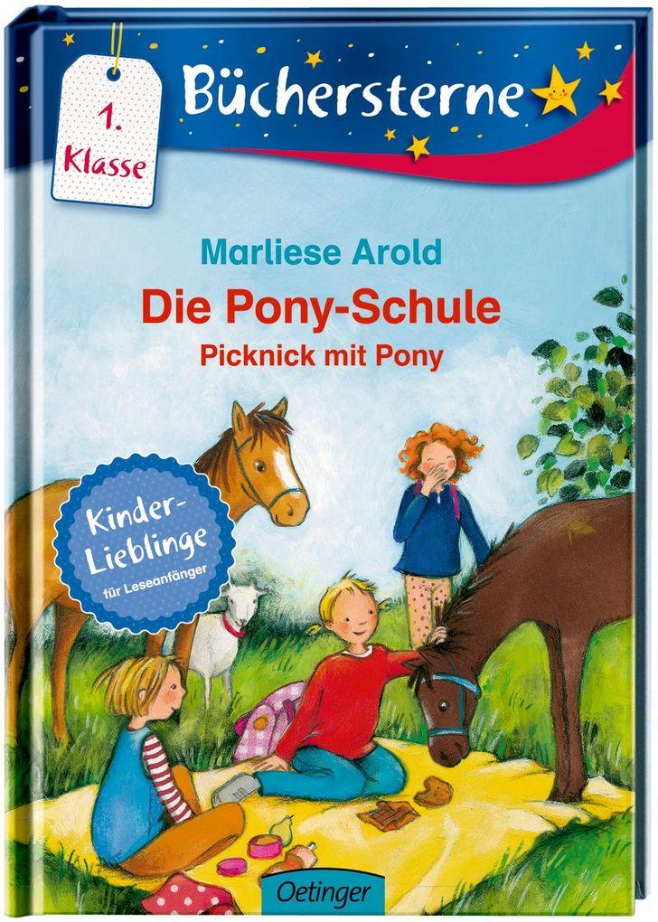 Die Pony-Schule 04: Picknick mit Pony als Buch ...