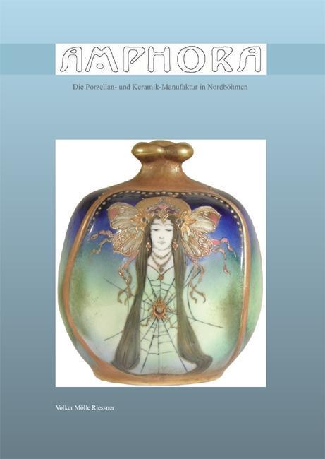 Amphora als Buch von Volker Mölle Riessner