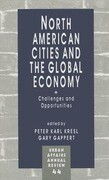 North American Cities and the Global Economy: Challenges and Opportunities