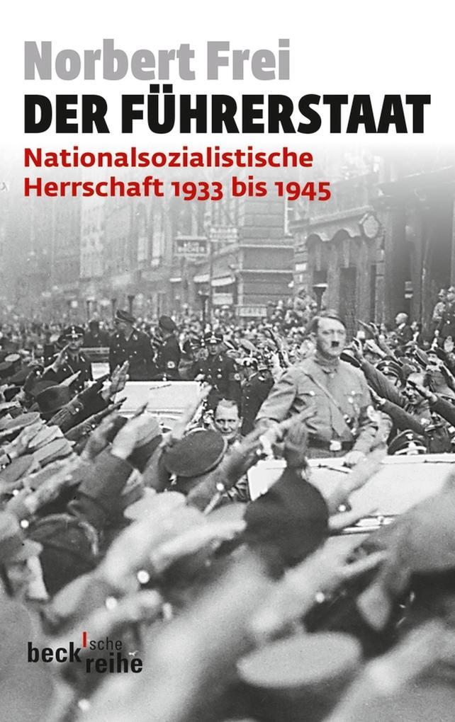 Der Führerstaat als eBook epub