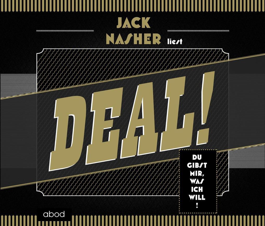 Deal! als Hörbuch CD von Jack Nasher
