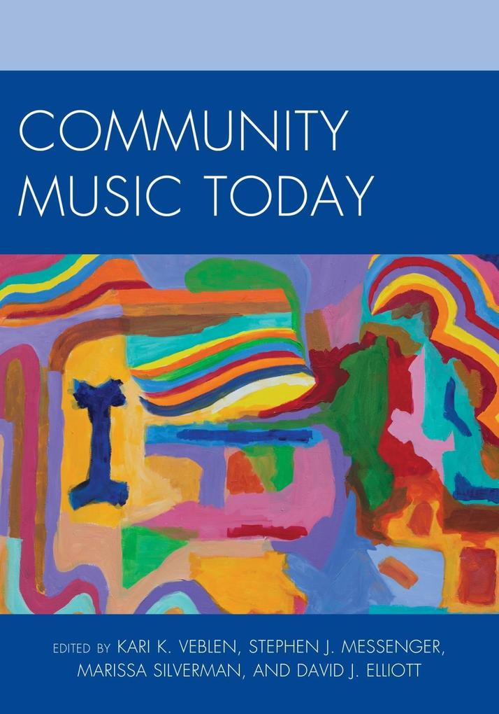 Community Music Today als eBook Download von