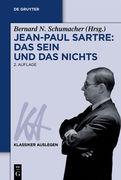Jean-Paul Sartre: Das Sein und das Nichts
