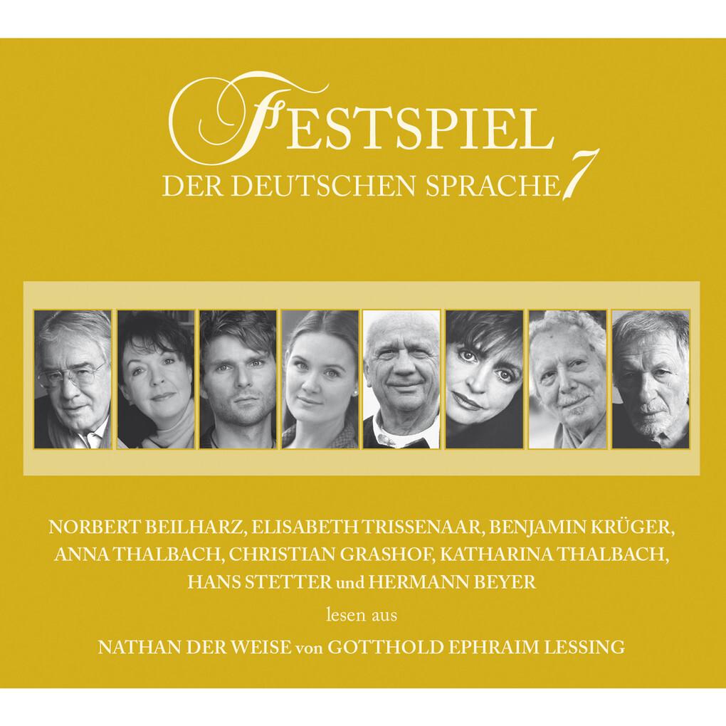 Festspiel der deutschen Sprache, Vol. 7: Nathan der Weise als Hörbuch Download