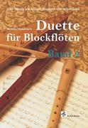 Duette für Blockflöten Band 02