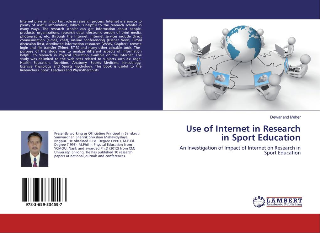 Use of Internet in Research in Sport Education ...