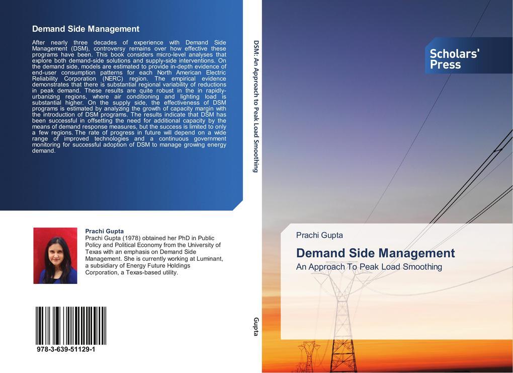 Demand Side Management als Buch von Prachi Gupta