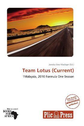 Team Lotus (Current) als Taschenbuch von