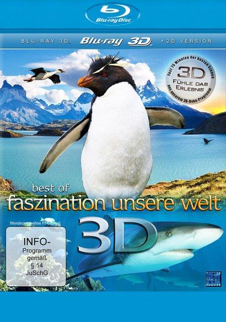 Best of Faszination Unsere Welt 3D - Fühle das ...