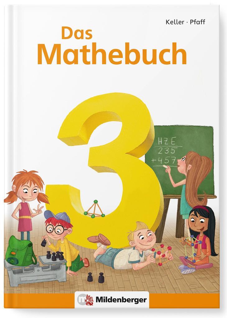 Das Mathebuch 3 als Buch