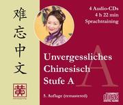 Unvergessliches Chinesisch, Stufe A