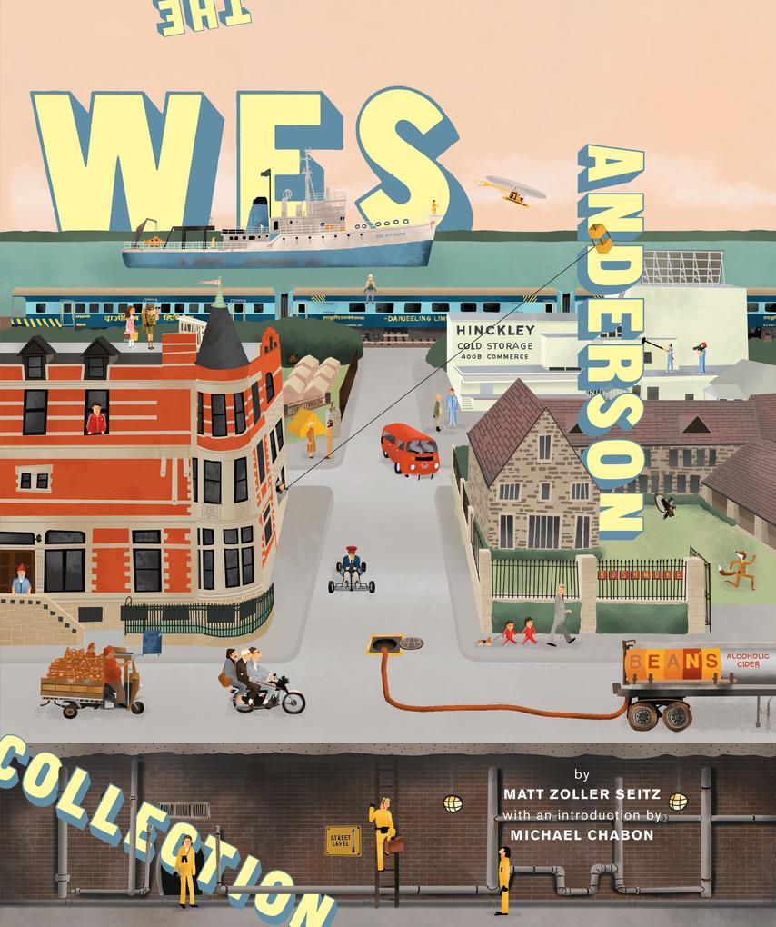 The Wes Anderson Collection als Buch