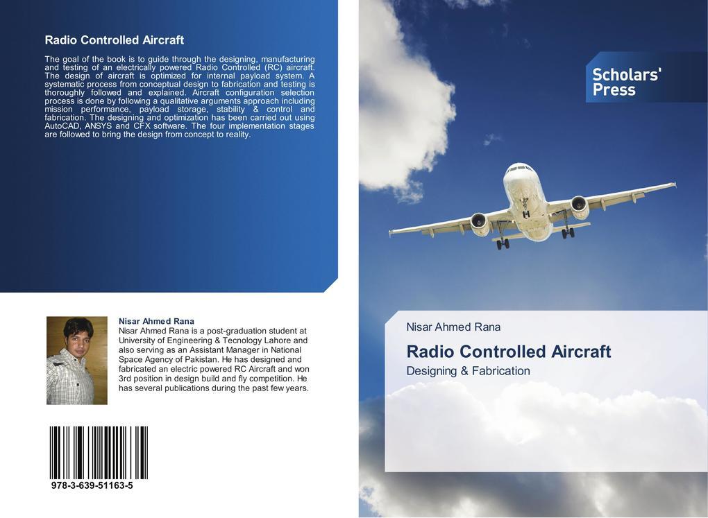 Radio Controlled Aircraft als Buch von Nisar Ah...