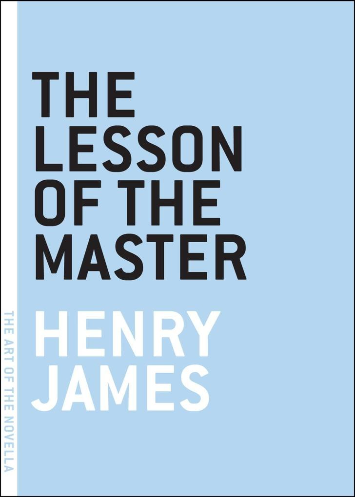 The Lesson of the Master als eBook Download von...