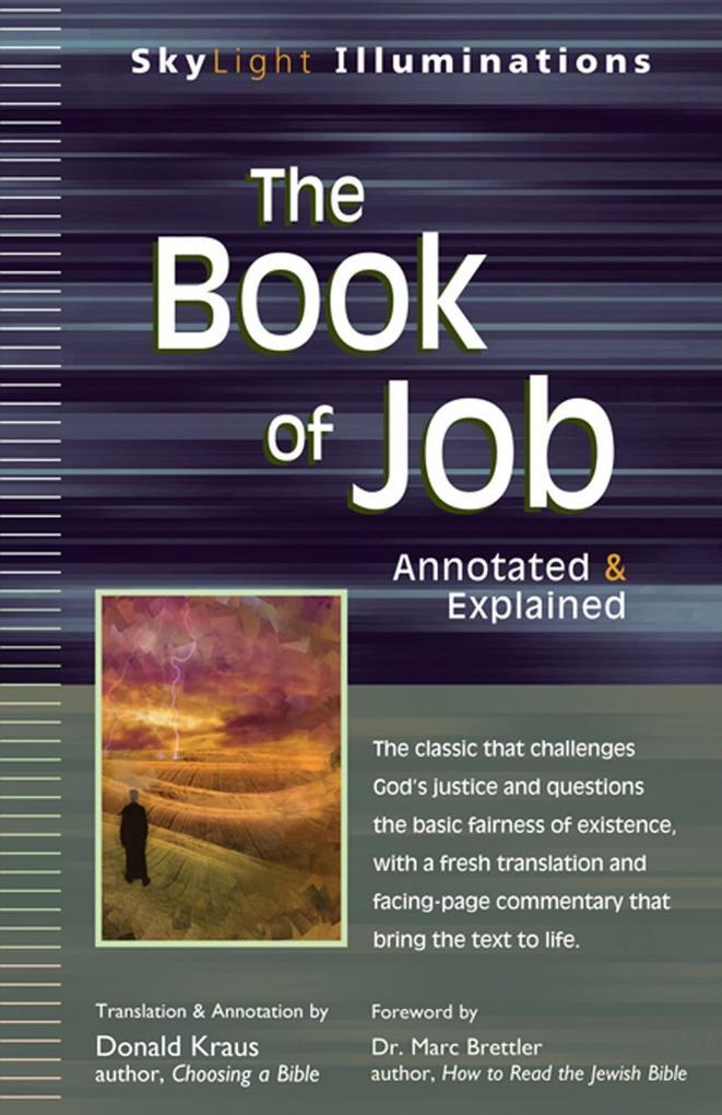 The Book of Job als eBook Download von