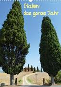 Italien-das ganze Jahr (Posterbuch DIN A4 hoch)