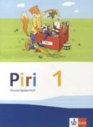 Piri Fibel. Hausaufgabenheft in Druckschrift. Klasse 1