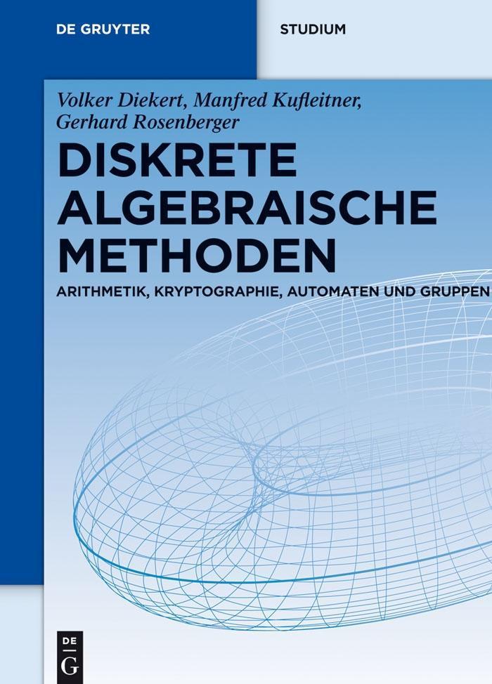 Diskrete algebraische Methoden als eBook pdf