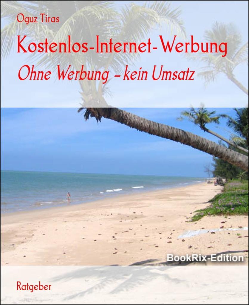 Kostenlos-Internet-Werbung als eBook Download v...