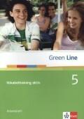 Green Line 5. Vokabeltraining aktiv. Arbeitsheft
