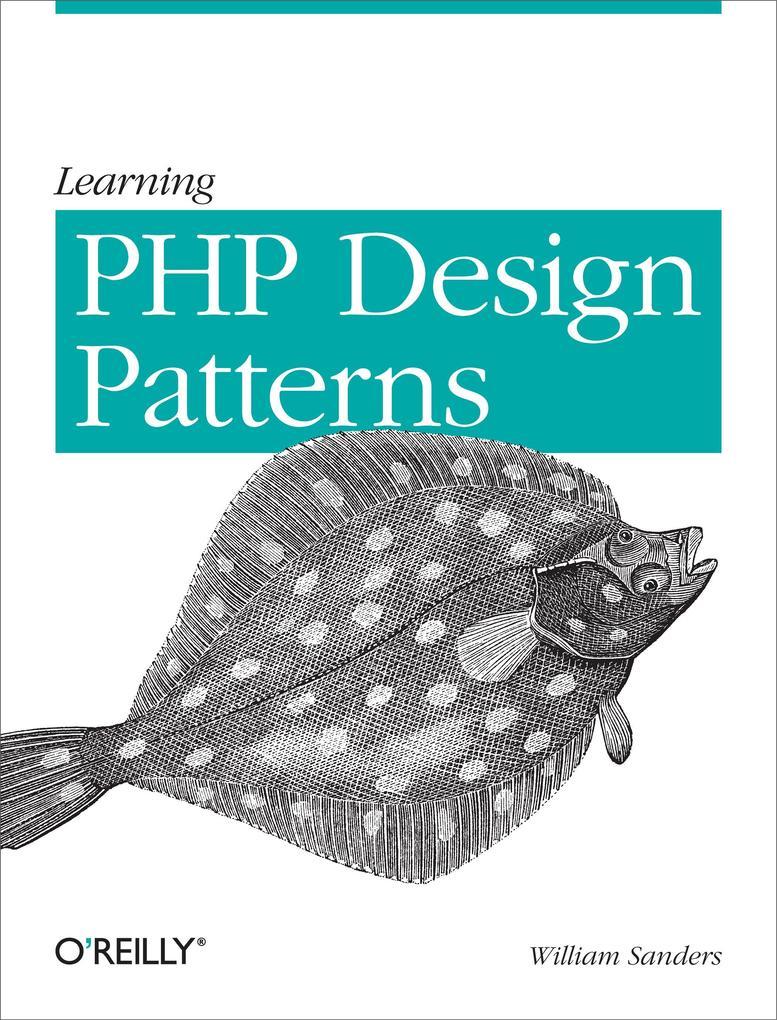 Learning PHP Design Patterns als eBook Download...