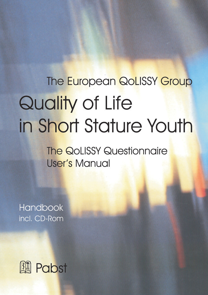 Quality of Life in Short Stature Youth als eBoo...