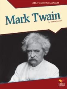 Mark Twain als eBook Download von Valerie Bodden