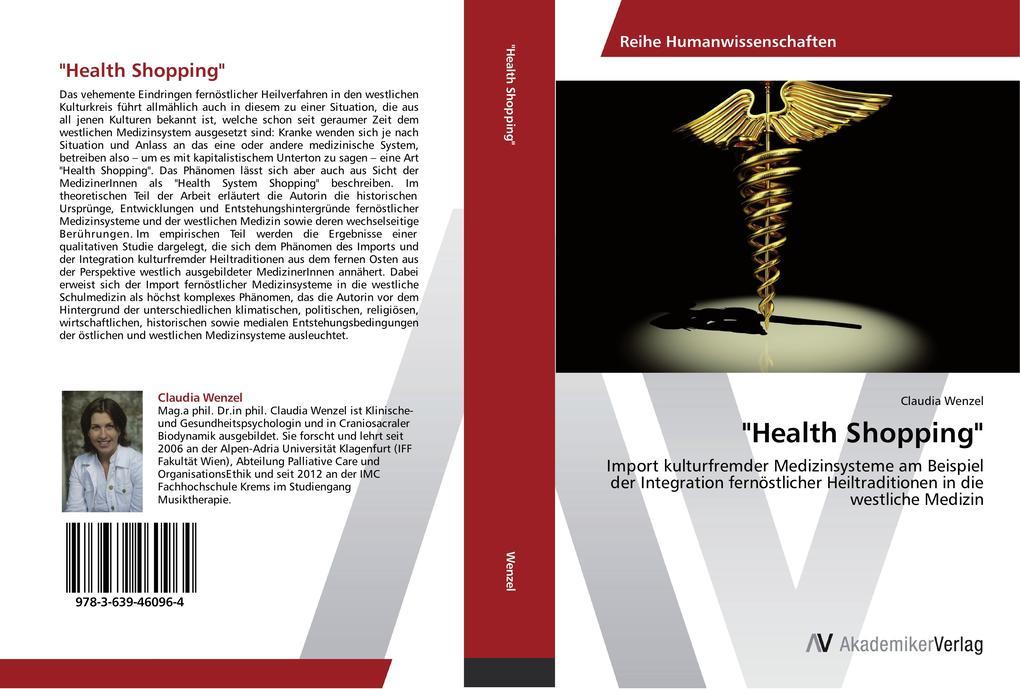 Health Shopping als Buch von Claudia Wenzel
