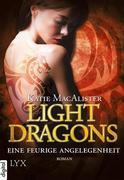 Light Dragons 02. Eine feurige Angelegenheit