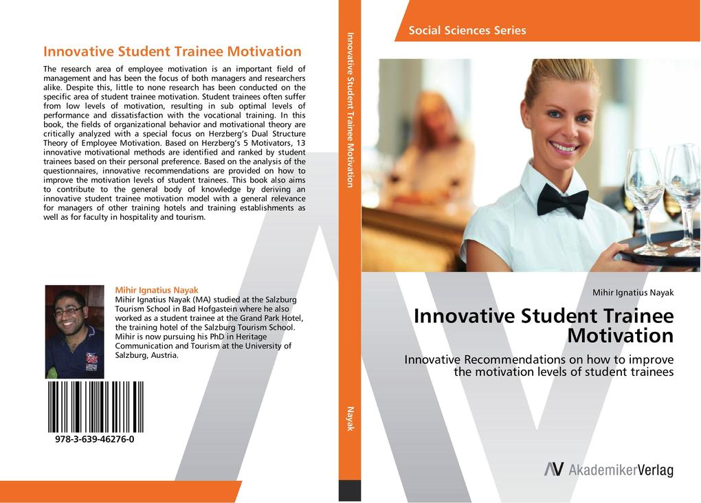 Innovative Student Trainee Motivation als Buch ...