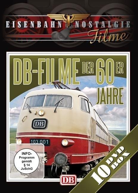 DB-Filme der 60er Jahre, 10 DVD