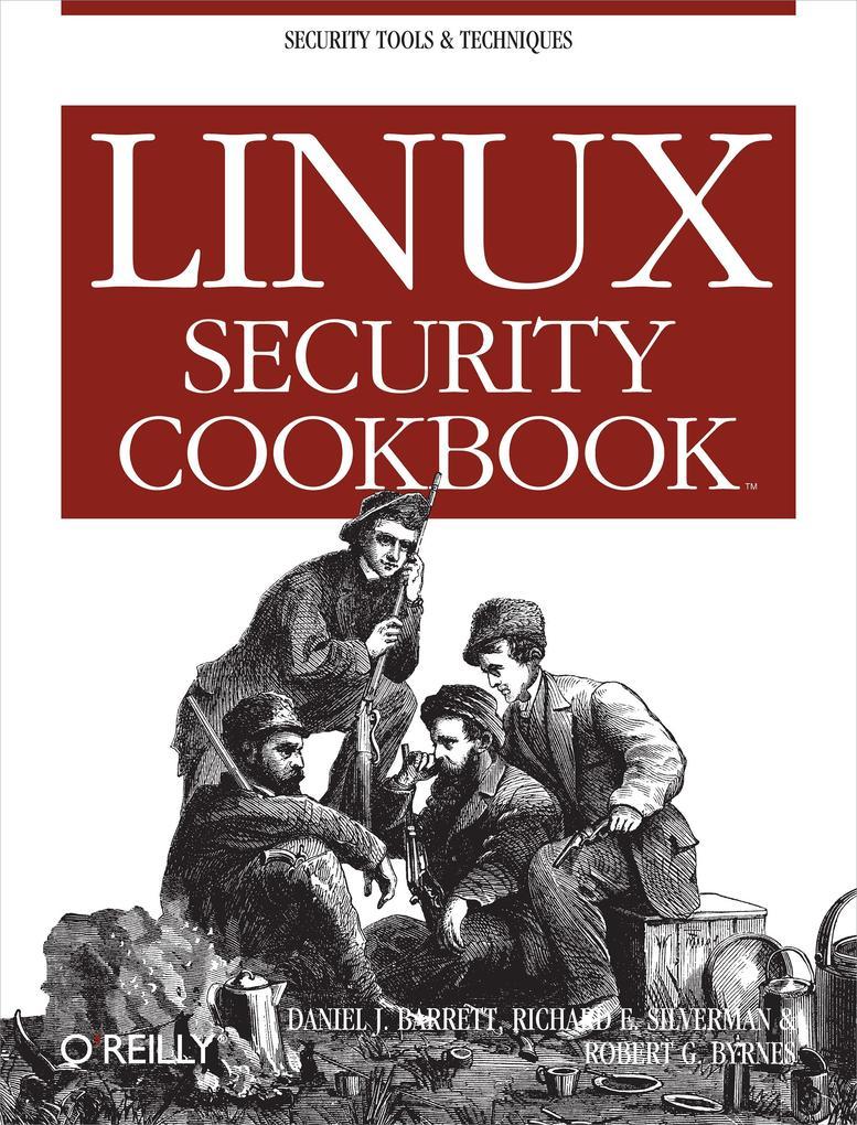 Linux Security Cookbook als eBook Download von ...