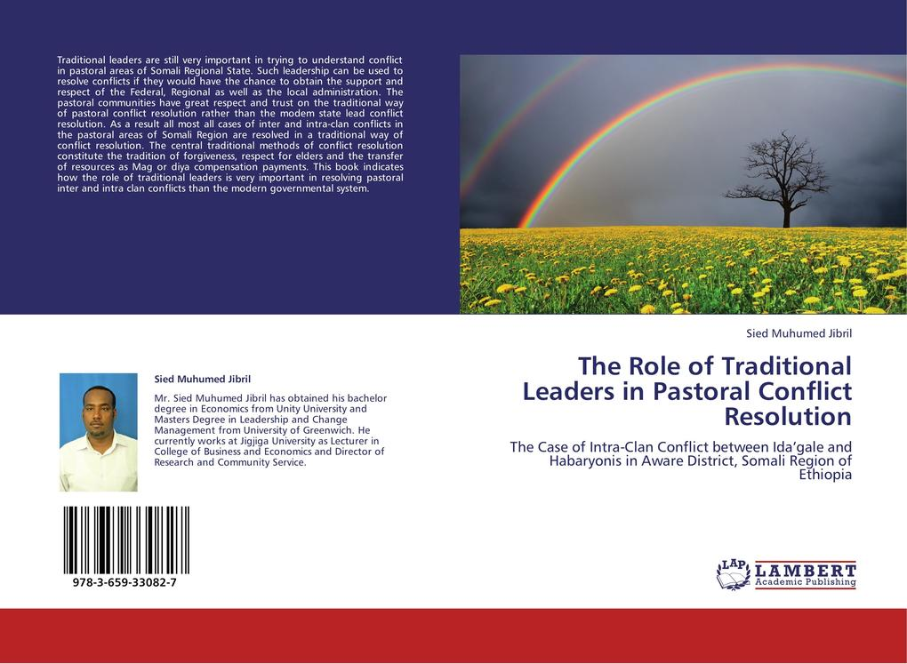 The Role of Traditional Leaders in Pastoral Con...
