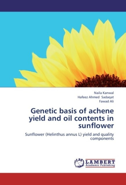 Genetic basis of achene yield and oil contents ...