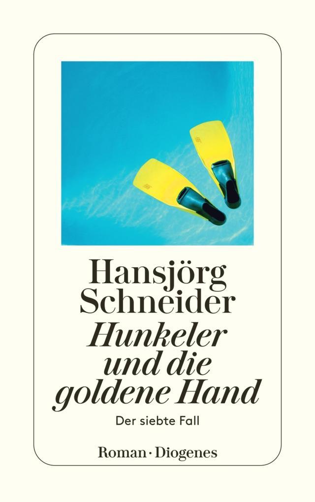 Hunkeler und die goldene Hand als eBook